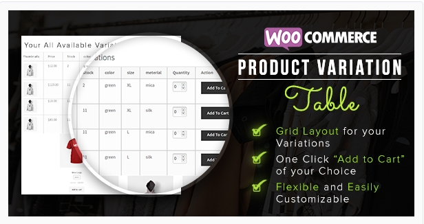 Woocommerce Product Table Best 5 Great Wordpress Plugins